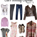 My Friend Elle's first capsule wardrobe in April 2015