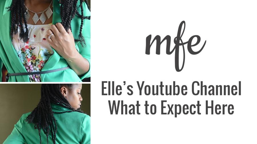 My Friend Elle is onYoutube!