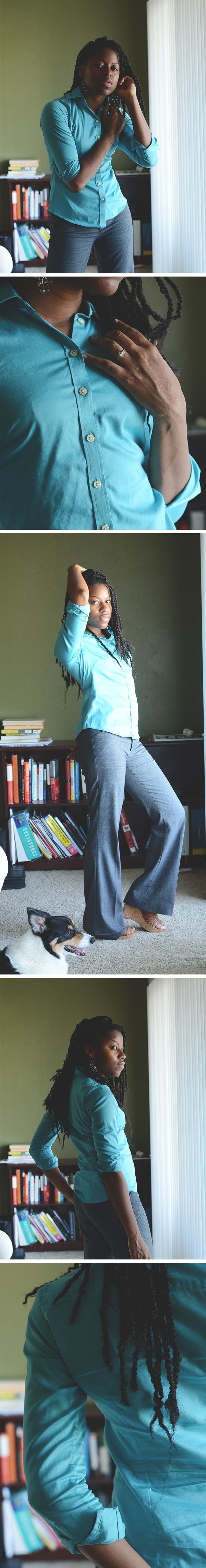 My Friend Elle June 23rd OOTD