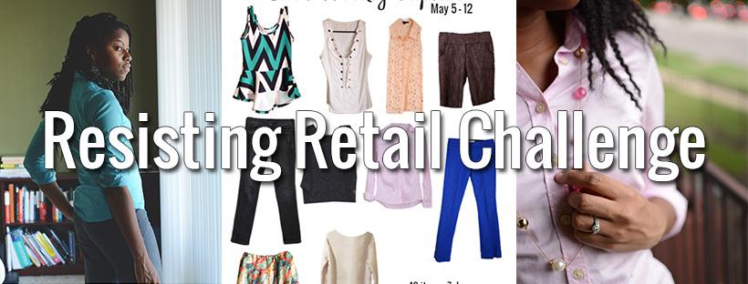 Resisting Retail Challenge!