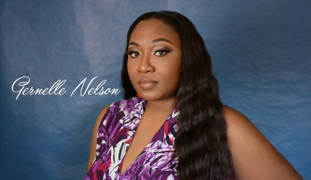 Portrait of model Jo Jones taken by Gernelle Nelson. Makeup by Tiffany Dawn.