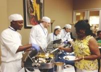 Elleword - Chef Gerry Roland explains what's on the menu.