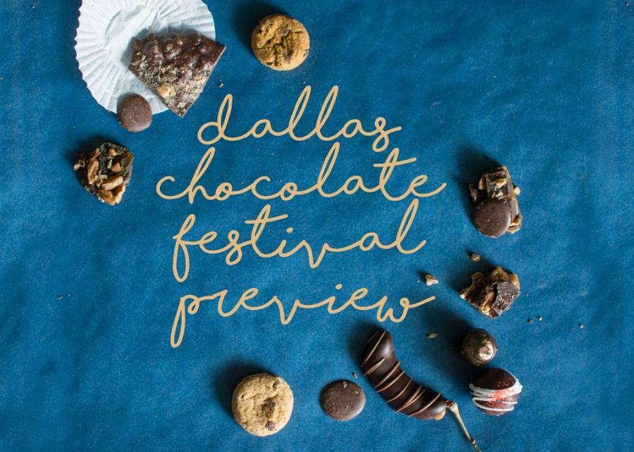 Dallas Chocolate Festival MediaPreview