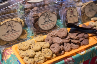 Elleword - these cookies were anything but wack. Go buy em!