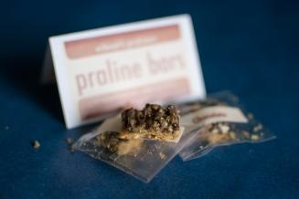 Elleword - a yummy crunchy praline from Eileen